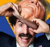 'Borat 3' out of question: Sacha Baron Cohen to give up his undercover roles