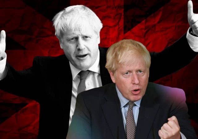 Boris Johnson Global Britain Plan