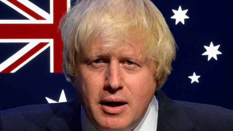 Downing Street To Drown As PM Boris Johnson Admits Into Intensive Care