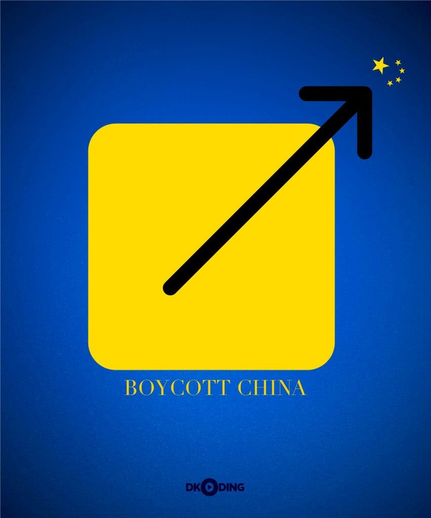 Boycott China Products