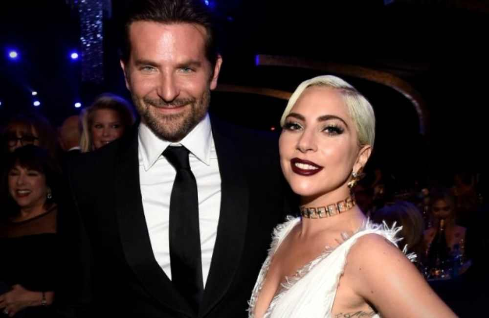 Bradley-Cooper-Lady-Gaga-Black-Suit-White-Dress-Trending-Today-DKODING