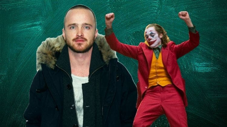 Breaking Bad's Aaron Paul All Set To Be The Next Batman