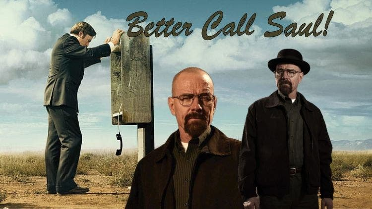 Walter White To Have A Special Appearance In The Finale Of Better Call Saul