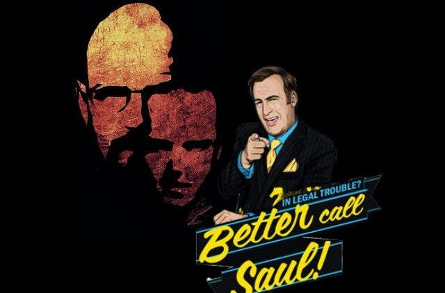 Breaking Bad and Better Call Saul cross paths