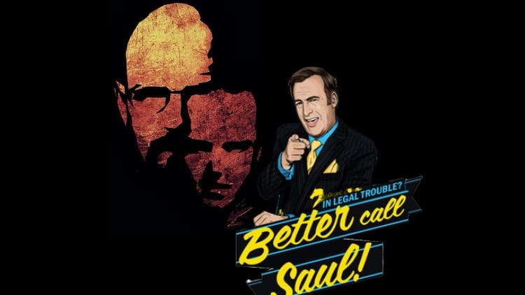 Walter White And Aaron Paul Cross Paths On Better Call Saul