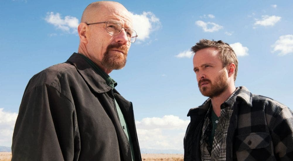 The bad boys of Breaking Bad