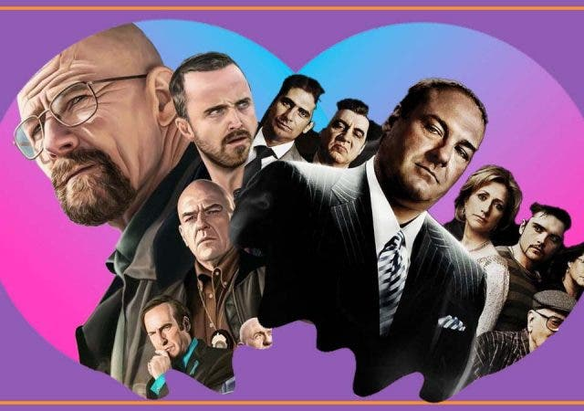 'The Sopranos' proved it was overrated, and 'Breaking Bad' was better