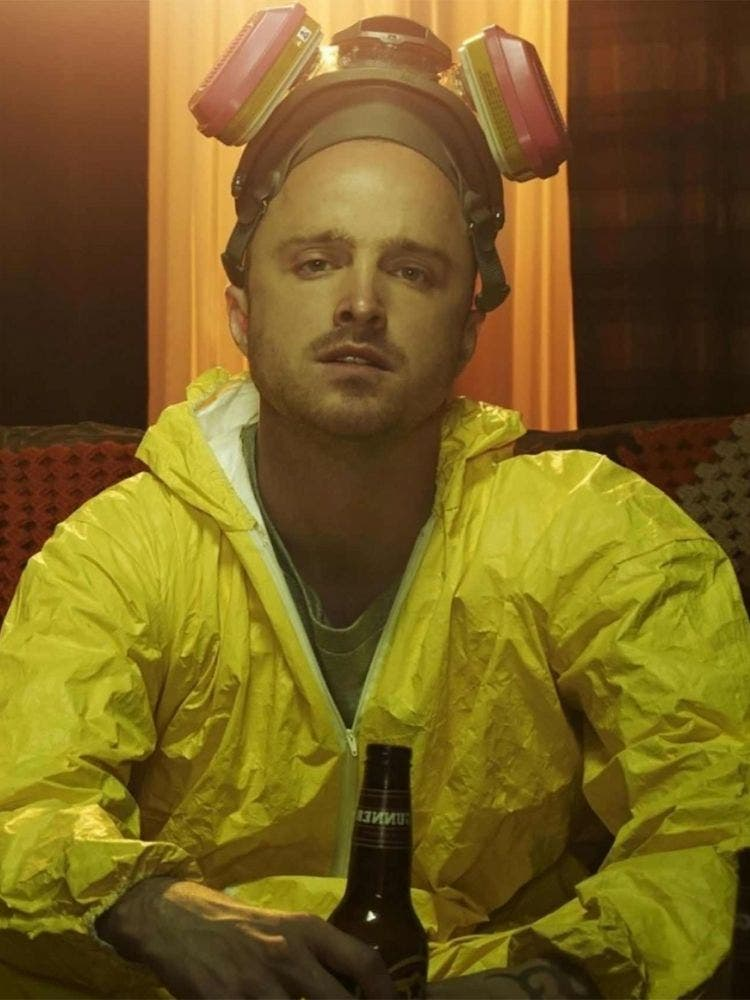 Jesse Pinkman Breaking Bad DKODING