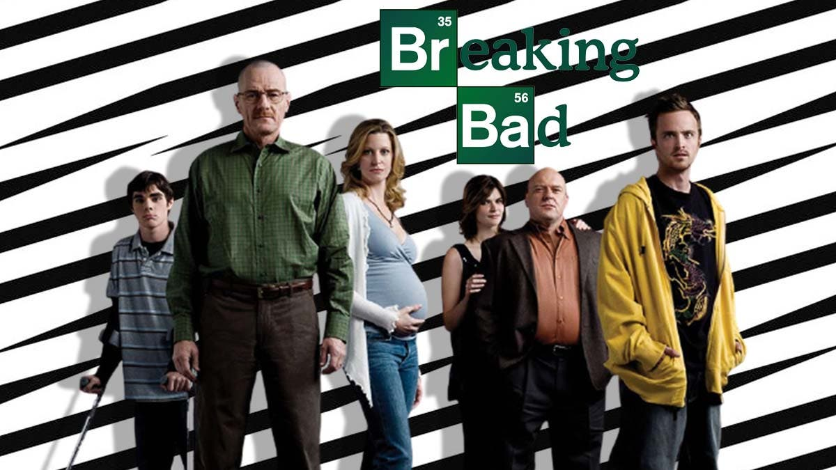 A new version of Breaking Bad