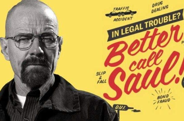Walter White Better Call Saul DKODING