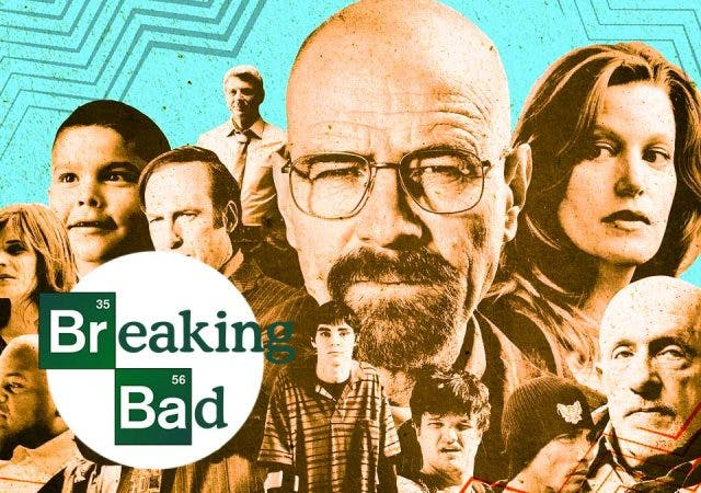 'Breaking Bad' was rejected by HBO, FX, TNT before AMC grabbed it