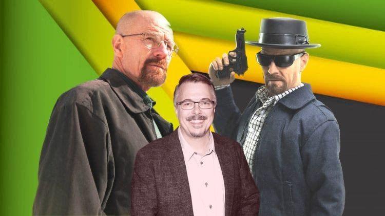 Vince Gilligan Was Never Serious About Heisenberg And Breaking Bad