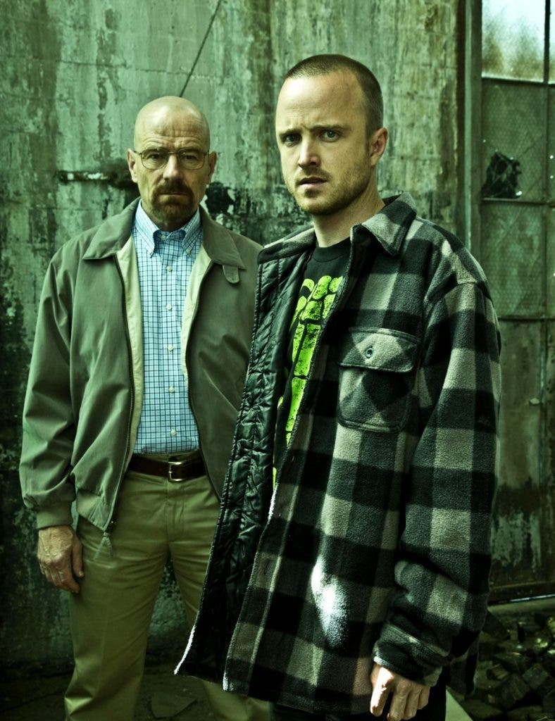 Breaking Bad with Walter White