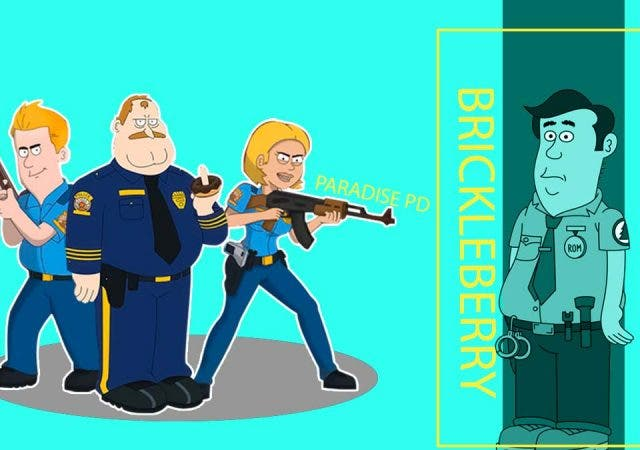 Paradise PD and Brickleberry crossover