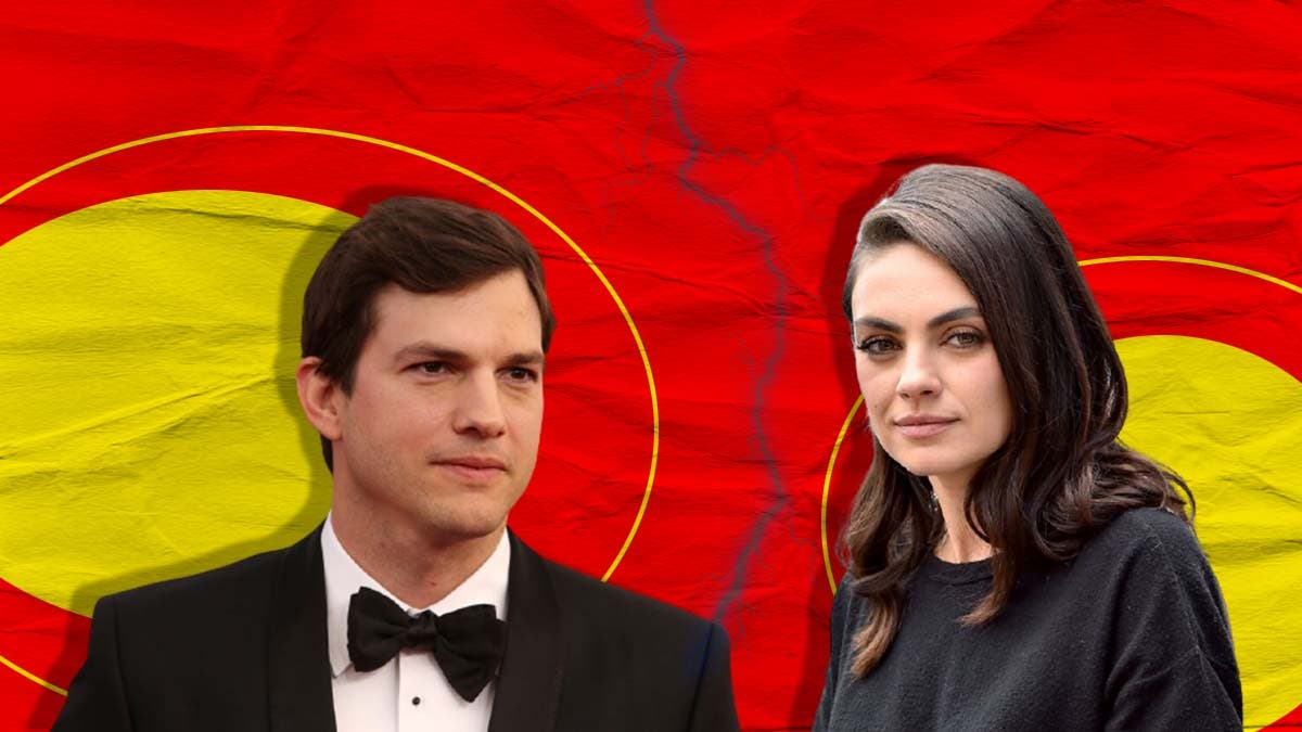 'Bridgerton' would have led to the breakup of Ashton Kutcher and Mila Kunis