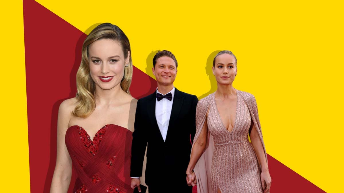 Brie Larson and boyfriend Elijah are the best teammates to each other