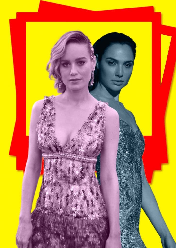 Brie Larson and Gal Gadot – Two Super Women of Hollywood