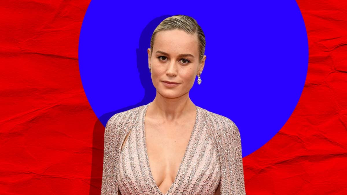 Brie Larson has one big reason for feuding with her co-stars