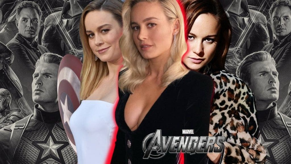 Brie Larson: The Unsaid Replacement Of Captain America in Avengers 5