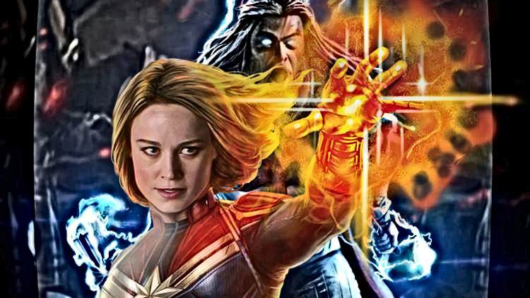 Not Thor But His Hammer Comes Worthy To Brie Larson's Captain Marvel 2