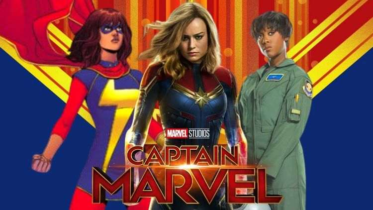 Brie Larson's Captain Marvel 2  To Carry Flashbacks From Her Warbird Past