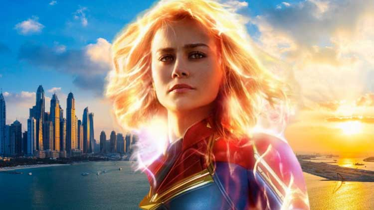 This is when Brie Larson will take over Hollywood with Captain Marvel 2