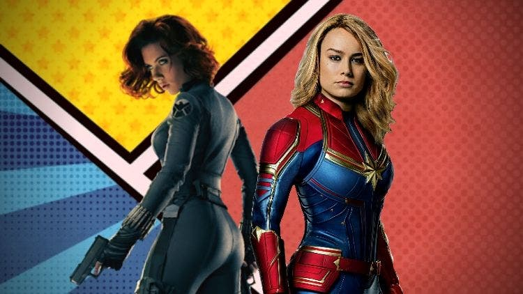 Girl Power Amplified As Brie Larson Joins Black Widow