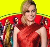 Brie Larson Captain Marvel Fortnite