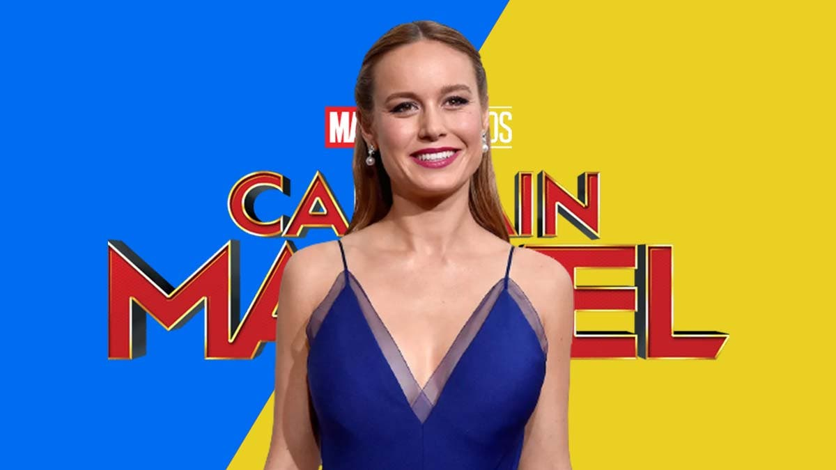 Brie Larson fights Marvel for MCU's captain seat