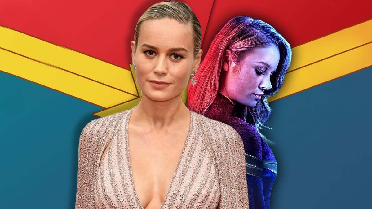 Brie Larson isn't ready to be replaced as Captain Marvel yet