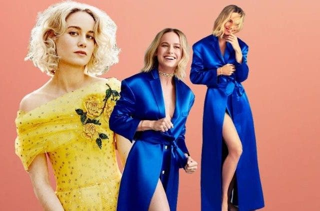 Why does Brie Larson need to change her image