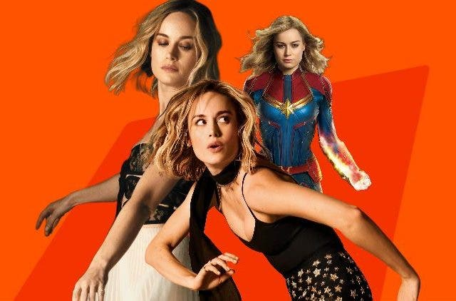 MCU introduced Brie Larson as Captain Marvel