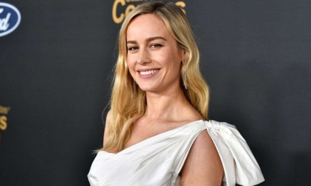 Brie Larson looked terrible in her outfit