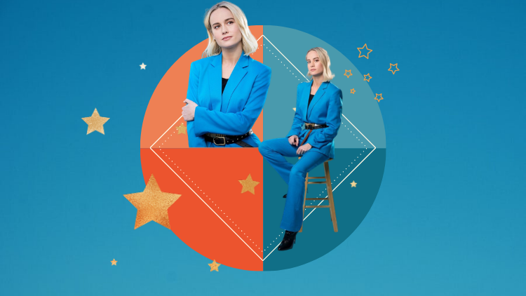 Brie Larson is not the richest female superhero
