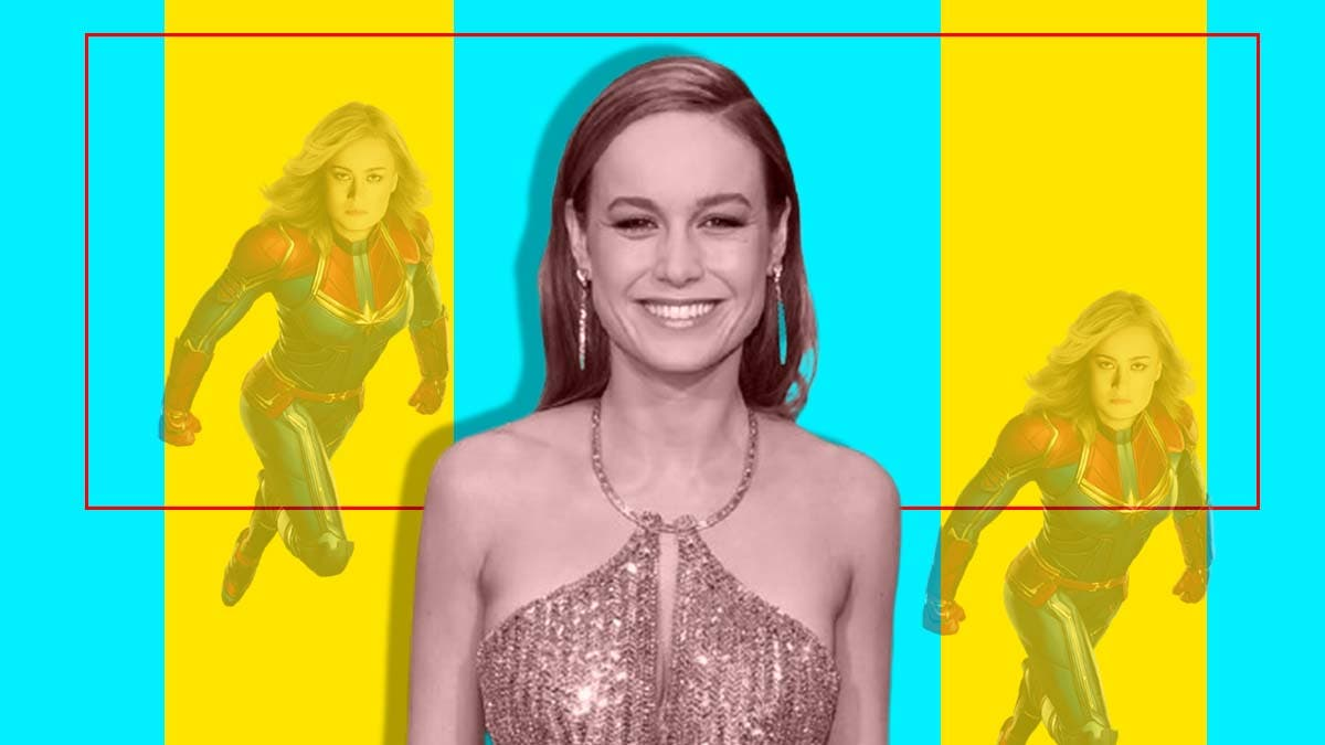 Brie Larson is just a setup by DCEU against Marvel