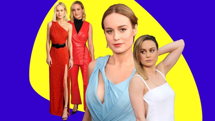 Fans Only Like Brie Larson When She Dresses Up As Captain Marvel