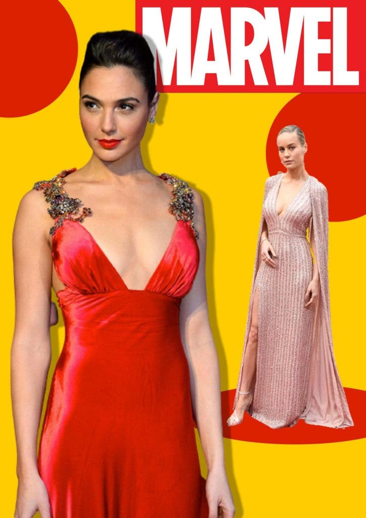 Brie Larson and Gal Gadot finally end up making the impossible happen - Marvel-DC crossover!