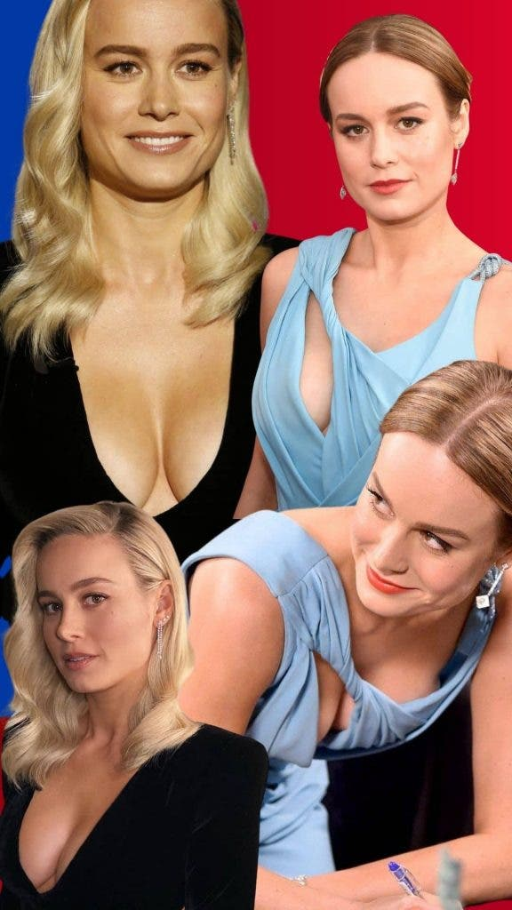 Brie Larson and Her Beautiful Breasts