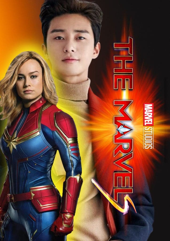Attention hungry Brie Larson to be overshadowed by a South Korean star in 'The Marvels'
