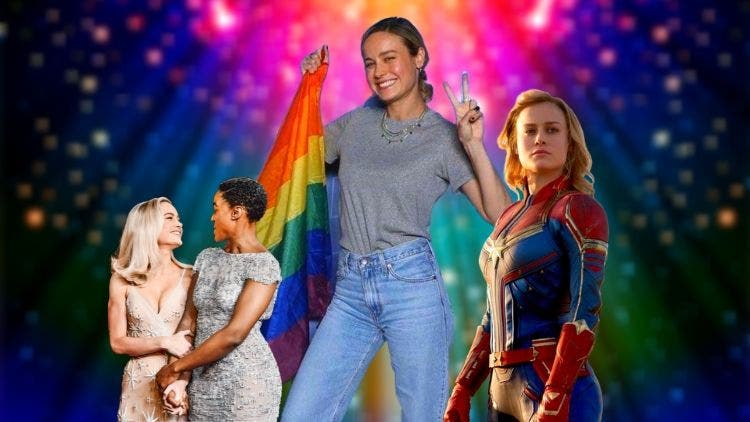 Brie Larson And Disney Are Working Towards Making Captain Marvel A Lesbian Character In The Sequel