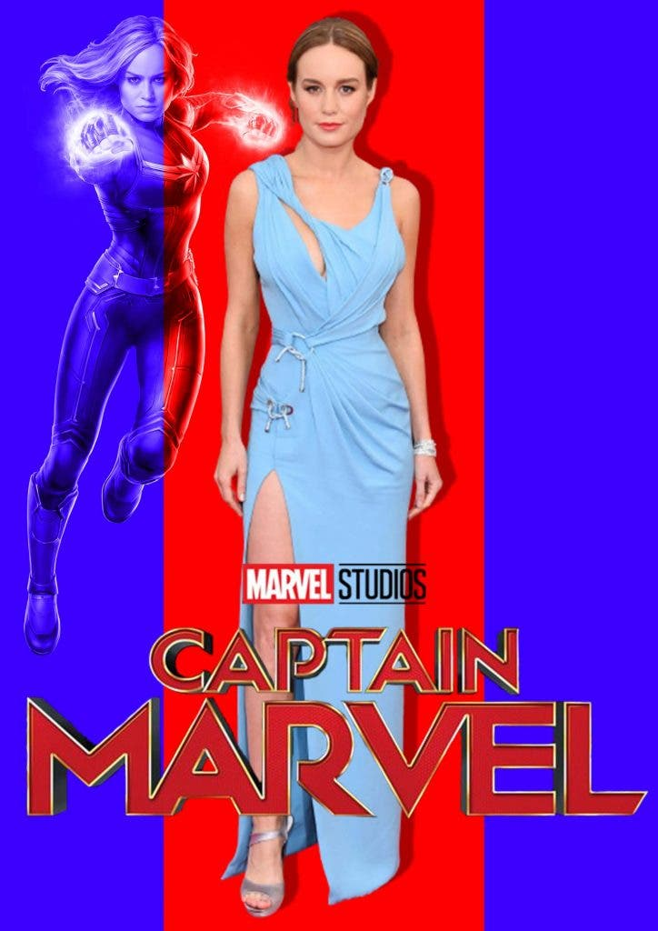 Brie Larson focusses on recovery for 'Captain Marvel 2' look