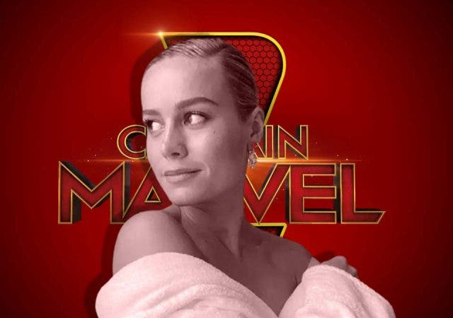 Brie Larson getting her body primed for 'Captain Marvel 2'