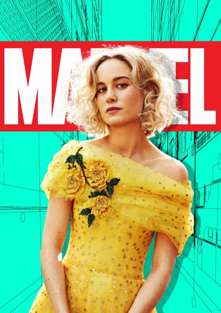 Marvel ditched Brie Larson again, dropped from 'The Marvels'