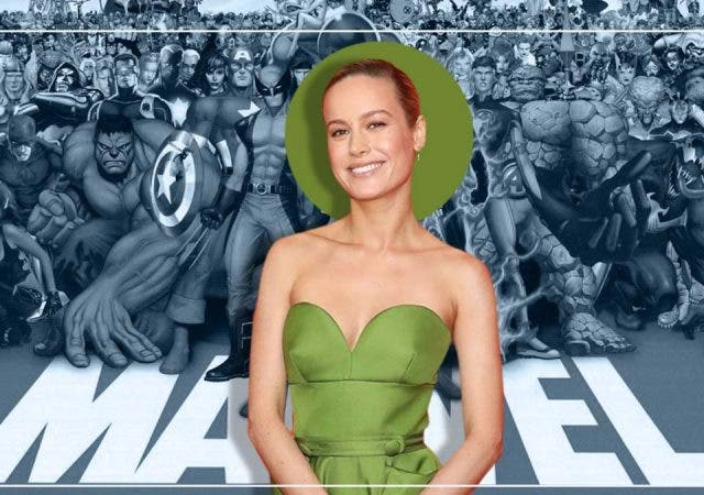 Is Brie Larson being dropped from 'The Marvels'?