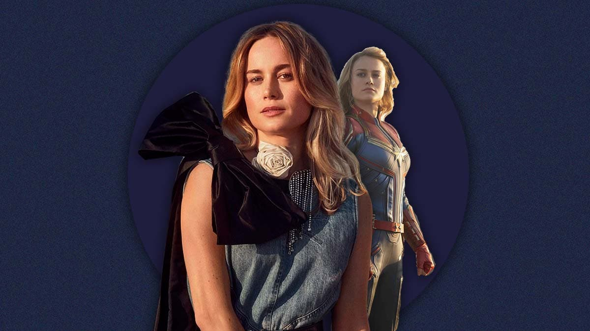 Brie Larson not yet ready to be replaced as Captain Marvel