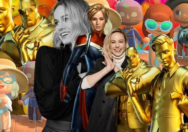 Brie Larson is obsessed with gaming