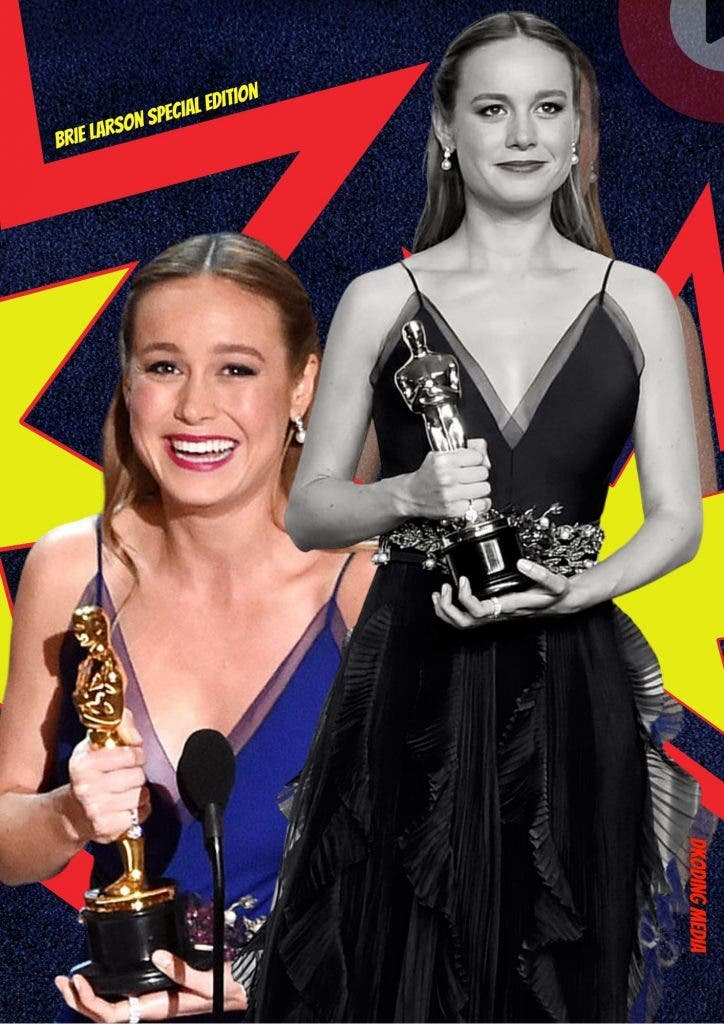Brie Larson won Oscar for her character in Room