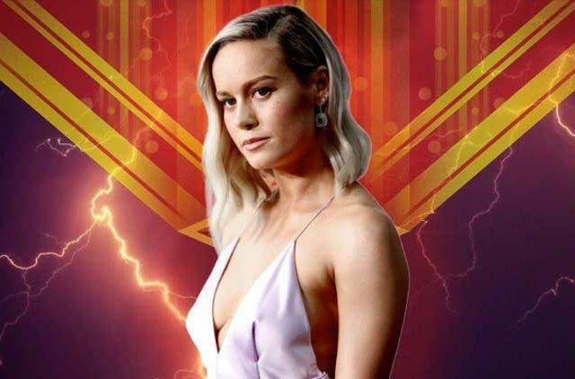 Brie Larson Out Of Captain Marvel DKODING