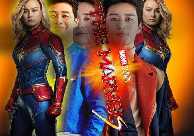 Brie Larson to be overshadowed by a South Korean star in 'The Marvels'