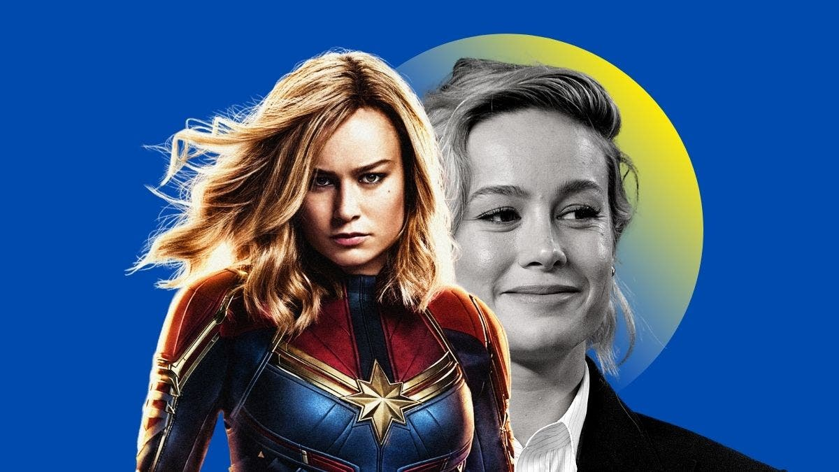 Brie Larson is being paid to destroy 'Captain Marvel 2